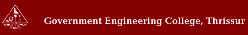Goverment Engineering College Thrissur - Moodle